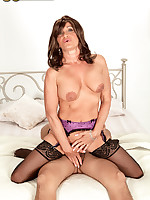 50 Plus MILFs - Now This Is Our Idea Of Fucking Research! - Trinity Powers (61 Photos)
