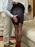 horny fun with a friend - Granny Girdles