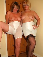 Knickers Fetish - Granny Girdles